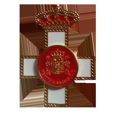 medalla mérito y sacrificio